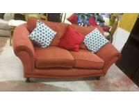 Large comfy 2 seater sofa