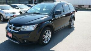 2011 Dodge Journey R/T NAVI - AWD- LEATHER- REAR V/CAM