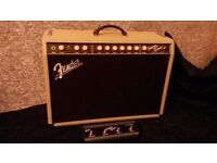Fender supersonic 22 combo amp Blonde RRP £1,131