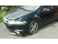 BARGAIN VERY CHEAP HONDA CIVIC 2.2 DIESEL LIGHT DAMAGE