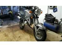 Keen badboy 50 monkey bike. New and unregistered.