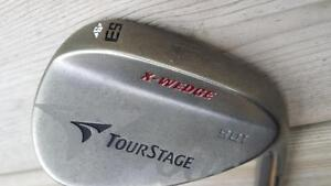 53°Xwedge(right handed)
