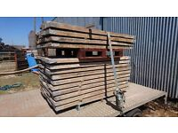 70 6ft scaffold planks good condition