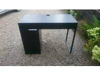 Ikea Desk (black)