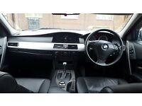 BMW 525D Automatic 2004 Silver!