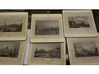 Set Of Small Placemats