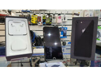 Brand NEW Apple Iphone 8, Space Gray, 64GB with box and all accessories, EE network, with warranty