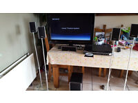 "32"" Philips Ambilight HD Ready TV plus Sony DVD Home Theatre System"