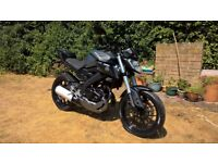 Yamaha MT 125, 12 month mot, Free delivery & warranty