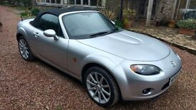 Mazda MX5 Mk3 2.0l Sport with heated leather seats