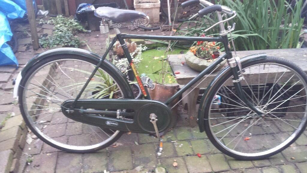 Hurcules town bike