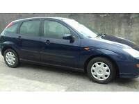 Ford focus 1.6 immac cond new test lpvely runnet any trial