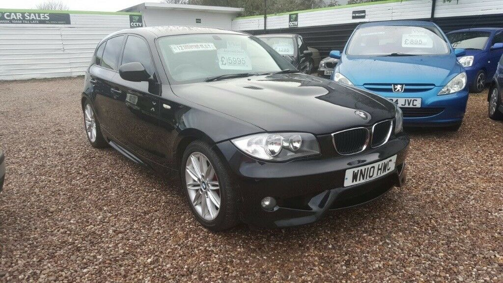BMW 120D M SPORT MODIFIED (FULL S/HISTORY, 2 FORMER KEEPERS & FULL 12 MONTHS MOT)