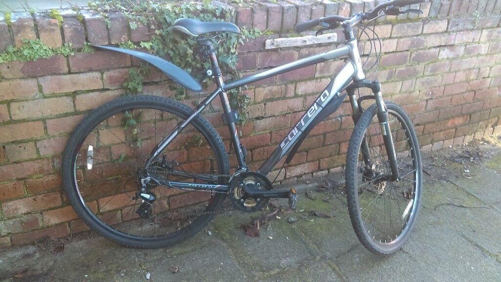 Carerra 29r bike