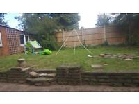 Grass cutting/moving , Hedges , Fence , Patios , Decking