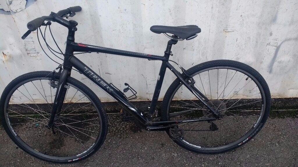 Hybrid Trek 7 2 Fx Hybrid Bicycle 24 Speed 700 Cc Wheels Available