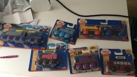 Thomas the tank engine wooden trains new in packs
