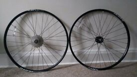 "26"" Wheels ( 4 Road 1 MTB )"