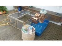 Guinea pig equipment