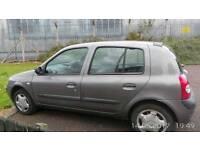 Renault Clio 1,2 Petrol