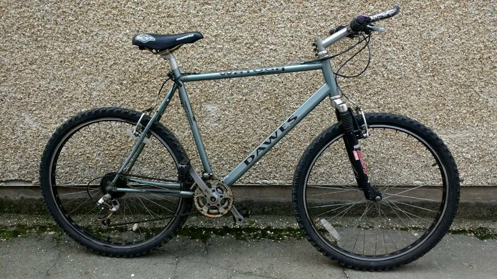 "Dawes Watoga hardtail 21"" men's bike"