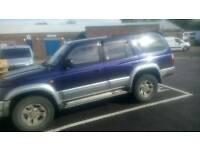Toyota hilux surf 3.0Turbo diesel automatic for sale