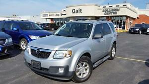 2010 Mazda Tribute GT | V6 | LEATHER | SUNROOF | LOCAL TRADE |