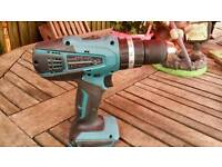 Makita 18v drill body HP457D