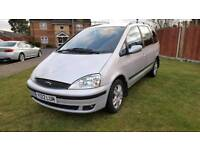 Ford galaxy 2001 1.9 TDI Ghia 7 seater 96K