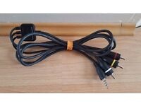 Nokia TV Video Audio Video-Out Cable CA-75U