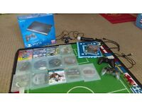 PS3. 500GB ,2pad,12games,camera and armchair