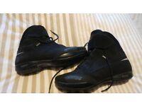 motorbike boots tcx jupiter 2 gore-tex boots size9/43 (new)