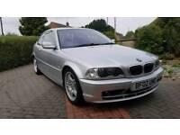 BMW E46 320i Coupe
