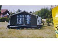 Sunn camp 400 se 2010 trailer tent