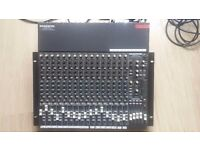 Mackie 1604-VLZ PRO 16channel mic/line sound mixer