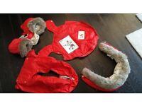 Stokke Xplory Winter Kit Red