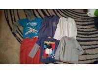 Long Sleeve T-shirts Age 4-5 years