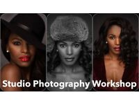 DSLR Photography Tuition, Studio Lighting Training, Workshop and Portfolio Builder