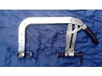 Car overhead cam valve compressor