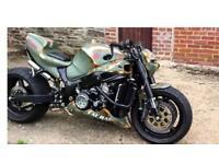 Wanted project motorbike bike 600cc 900cc 1000cc