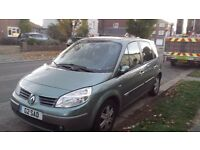QUICK SALE Renault Scenic 1.5 diesel ****very good condition**** 2006 ***