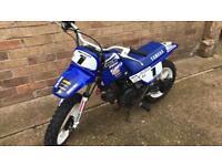 2006 Yamaha pw50