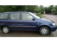 Kia sedona manual spares repair drive away