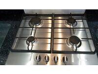 Baumatic Stainless Steel Gas Hob