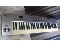 M-Audio Oxygen 61 MIDI Keyboard