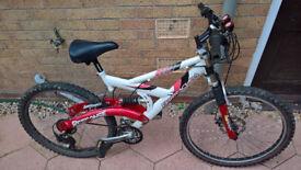 mountain bike 21 gears