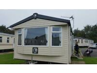 Caravan to rent Berwick Haven family park