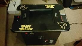 Retro arcade gaming table. 850 games