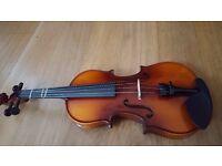 3/4 Antoni student violin