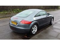 AUDI TT 2.0 FSI 07 PLATE 1 O W N E R FROM BRAND NEW FULL (YES) FULL AUDI SERVICE HISTORY MINT